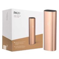 PAX 3 oro rosa kit completo vaporizador portátil digital para hierbas y concentrados | Pax Labs