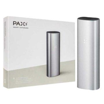 Vaporizador Portátil Pax Plata