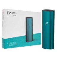 PAX 3 turquesa kit básico vaporizador portátil digital para hierbas y concentrados | Pax Labs