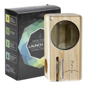 Vaporizador Magic Flight Launch Box Arce 01