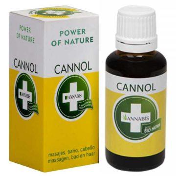 Annabis Cannol Aceite De Cannabis Bano Masaje 30Ml 02
