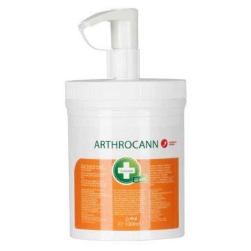 Arthocann Gel Canamo Medicinal Masaje Efecto Calor 1000Ml