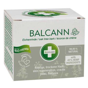 Balcann Balsamo Organico De Roble Canamo Regenerador 50Ml