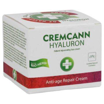 Cremcann Hyaluron Crema Facial Canamo Acido Hialuronico Antiarrugas 15Ml