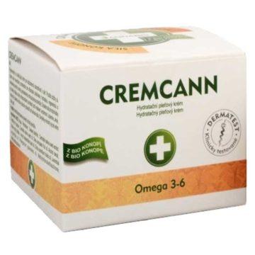 Cremcann Omega 3 6 Crema Facial Canamo Piel Sensible Atopica 15Ml