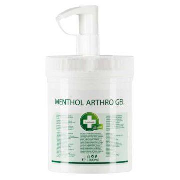 Menthol Arthro Gel Efecto Frio 1000Ml