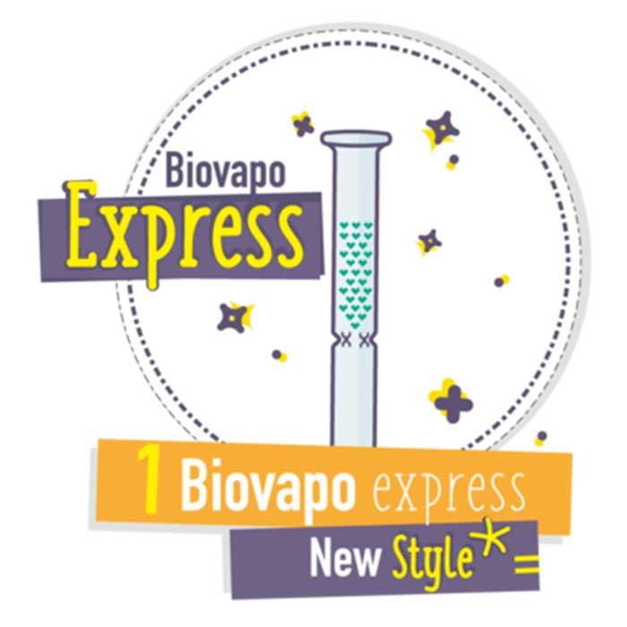 Vaporizador Ecologico Biovapo Expres De Cristal 02