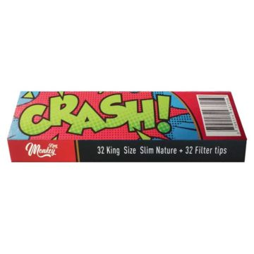 Classic 32 Papel Liar King Size 32 Filtros Crash