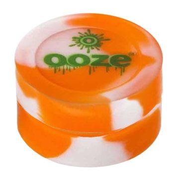 Envase Silicona Ooze Naranja 01