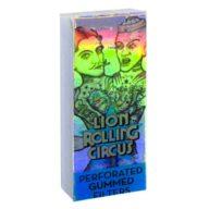 Filtros de papel Mini Silver diseño SilverFuck & JellyBelly | Lion Rolling Circus