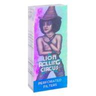 Filtros de papel Silver diseño Rubi | Lion Rolling Circus