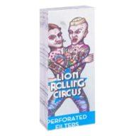 Filtros de papel Silver diseño SilverFuck & JellyBelly | Lion Rolling Circus