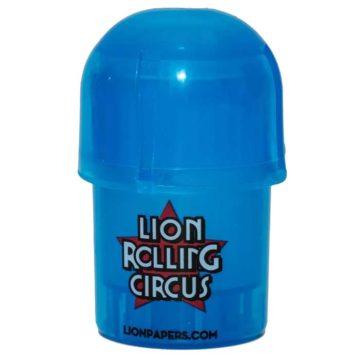 Grinder Contenedor Lion Rolling Circus Azul 01