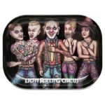 Lion-Rolling-Circus-Mini-Tray-Family-Horizontal