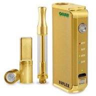 Ooze Duplex Gold vaporizador doble para aceites y estractos | Ooze