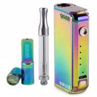 Ooze Duplex Rainbow vaporizador doble para aceites y estractos | Ooze