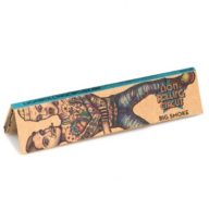Papel de fumar natural Silverfuck & JellyBelly King Size - (110x37mm) | Lion Rolling Circus