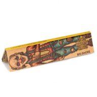 Papel de fumar natural Edgar Allan King Size - (110x37mm) | Lion Rolling Circus