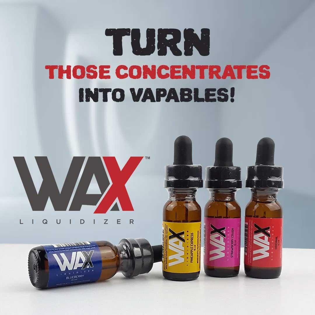 Wax Liquidizer Original 02