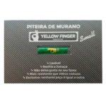 Boquilla-Cristal-Murano-Yellow-Finger-Verde-Oscuro-02