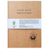 Grow Book agenda para cultivo de cannabis | Floweedpapers