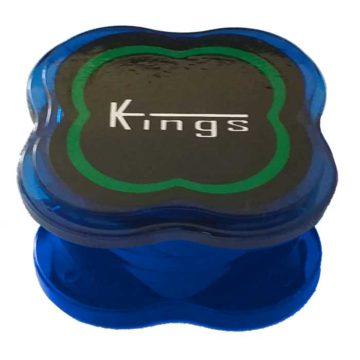 Grinder Indestructible Kings Pequeno Azul 01