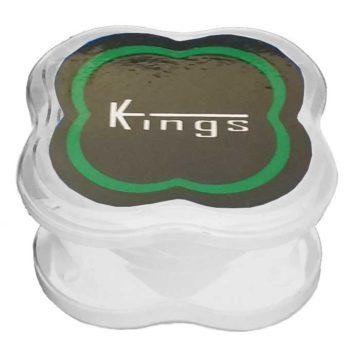 Grinder Indestructible Kings Pequeno Transparente 01