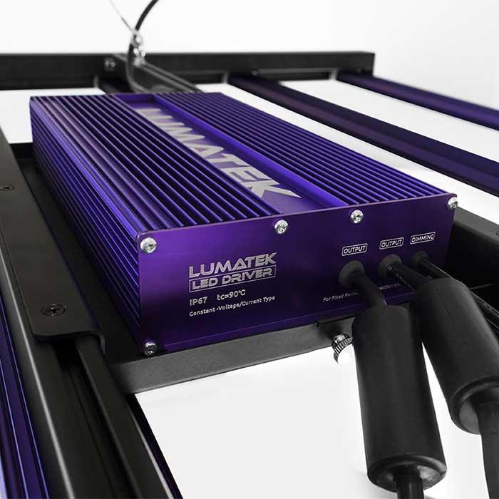 Balastro Iluminación Panel Led Zeus