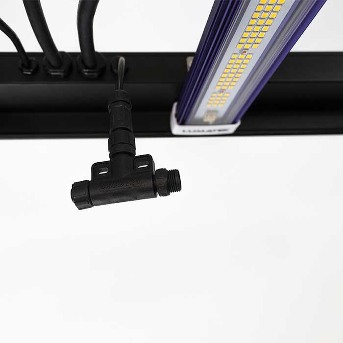 lumatek zeus 600w pro iluminacion LED