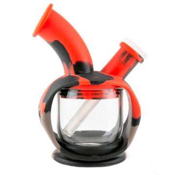 Pipa Kettle Ooze Rojo Negro01