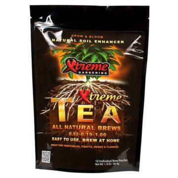 Xtreme Tea Brew Te De Composta 10X80Gr