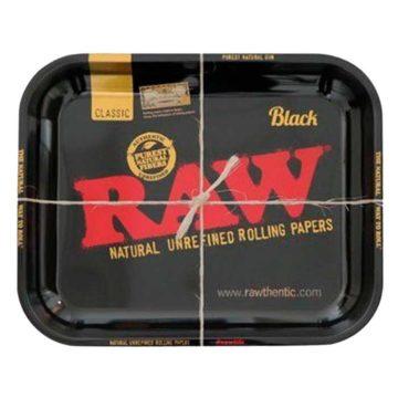 Bandeja Raw Black Mediana 01
