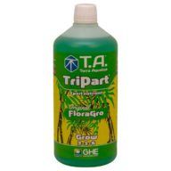 TriPart Grow / FloraGro abono 3 partes crecimiento 1L | Terra Aquatica - GHE