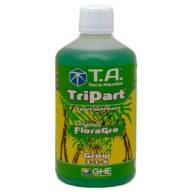 TriPart Grow / FloraGro abono 3 partes crecimiento 500ml | Terra Aquatica - GHE