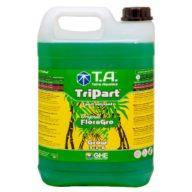 TriPart Grow / FloraGro abono 3 partes crecimiento 5L | Terra Aquatica - GHE