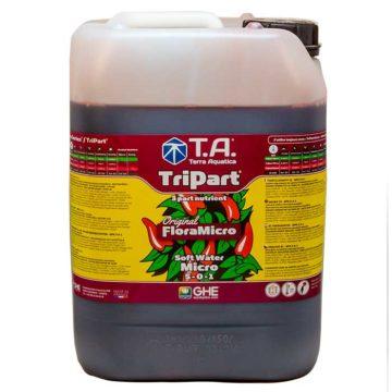 Tripart Micro Floramicro Agua Blanda Terra Aquatica Ghe 10L