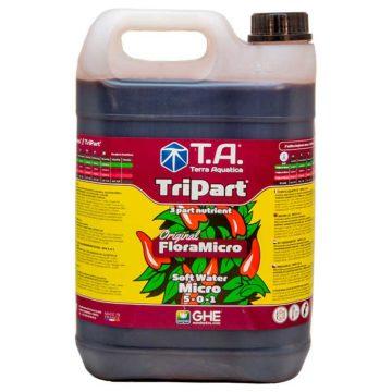 Tripart Micro Floramicro Agua Blanda Terra Aquatica Ghe 5L