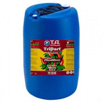 Tripart Micro Floramicro Agua Blanda Terra Aquatica Ghe 60L