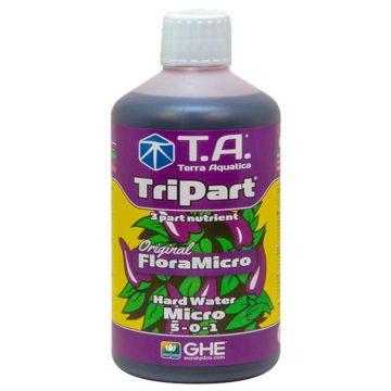 Tripart Micro Floramicro Agua Dura Terra Aquatica Ghe 500Ml