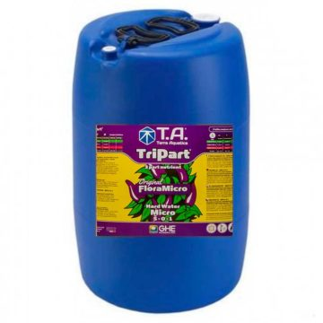 Tripart Micro Floramicro Agua Dura Terra Aquatica Ghe 60L