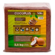 CocoPlus ladrillo de coco prensado 2,5kg (40 L)   VDL