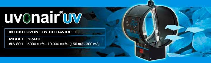 Ozonizador Uvonair Uv 80H 03