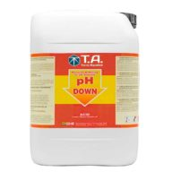 PH - corrector / bajador de pH para hidroponía, coco y suelo 10L | Terra Aquatica – GHE