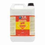 PH - corrector / bajador de pH para hidroponía, coco y suelo 5L | Terra Aquatica – GHE
