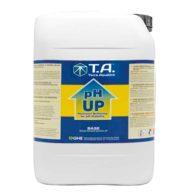 PH + corrector / subidor de pH para hidroponía, coco y suelo 10L | Terra Aquatica – GHE