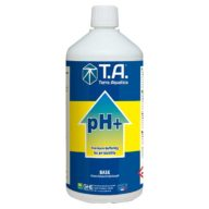 PH + corrector / subidor de pH para hidroponía, coco y suelo 1L | Terra Aquatica – GHE
