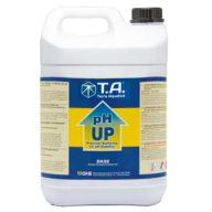 PH + corrector / subidor de pH para hidroponía, coco y suelo 5L | Terra Aquatica – GHE