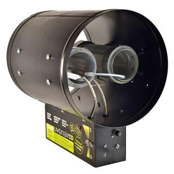 Uvonair Cd 1000 2 Coronas Ozonizador