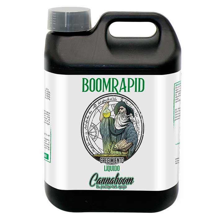 Fertilizante boomrapic basic cannaboom