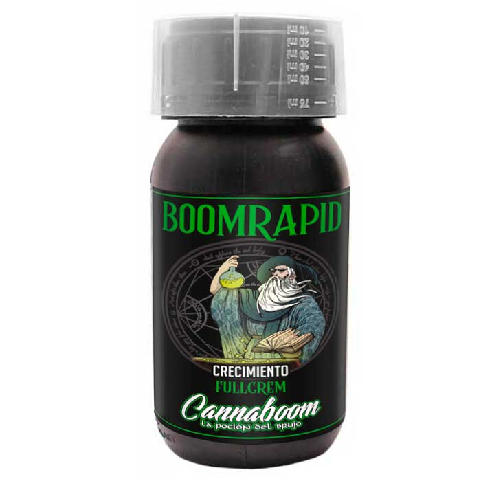 boomrapid fullcrem cannaboom 320 mililitros